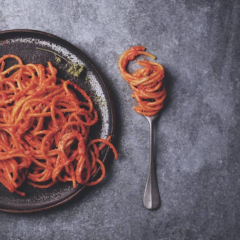 het salsa pesto med tomater chili och aubergine perfekt till pasta