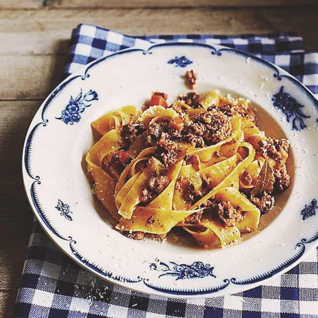 Kurs dukat för fest bjud på äkta italiensk mat med italienska familjerecept