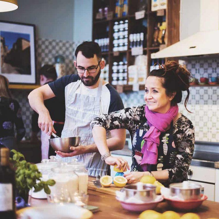 Kurs grönsaker i fokus upplevelse för hela familjen i stockholm