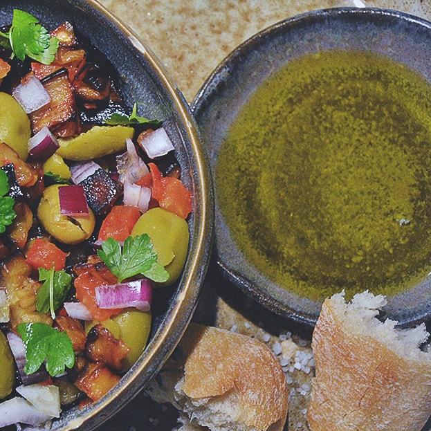 Kurs matresa genom italien där du lär dig grunderna i det italienska köket under flera kvällar