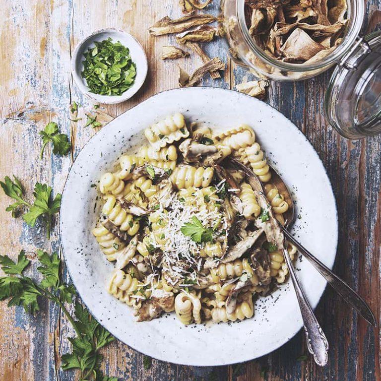 Kurs matresa genom italien traditionellt och italienskt med pasta från alla delar av italien