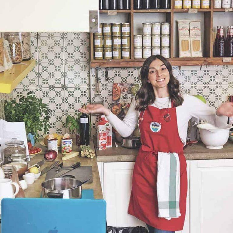 Onlinekurs för en riktig festmåltid med buffe där hemma live