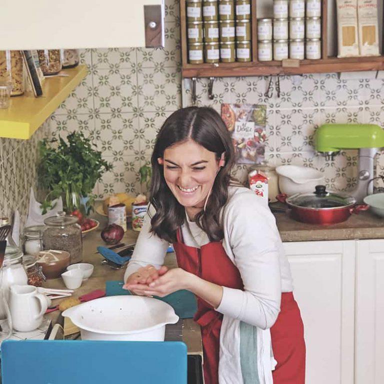 Onlinekurs mat i Italien live