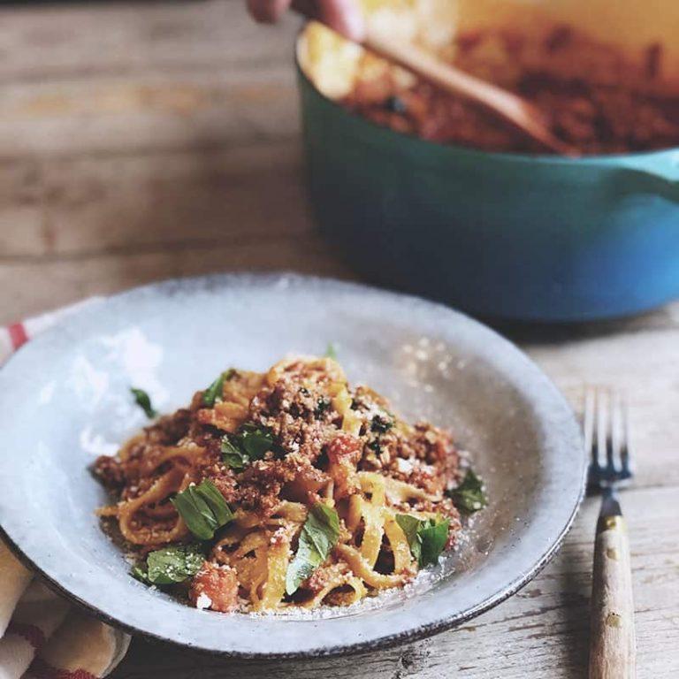 Onlinekurs pasta lär dig baka egen färsk pasta