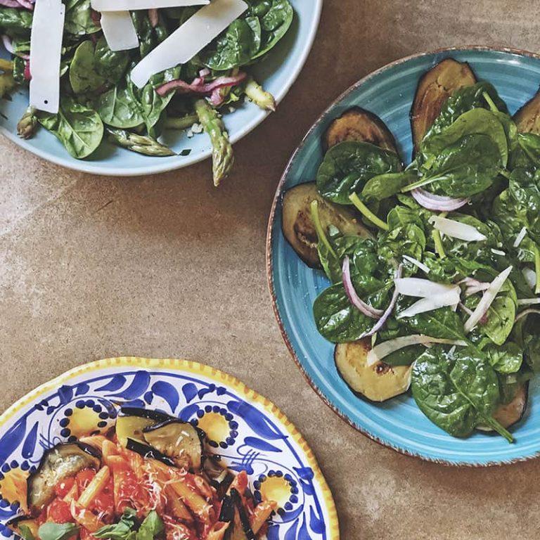kurs vegansk äkta italienskt för vegetarianer och veganer