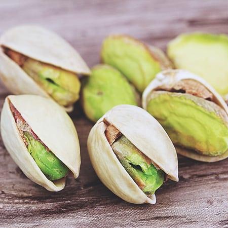 pistage naturella nötter