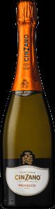 Cinzano prosecco, ett bubbel med aggressiv mousse och liten beska