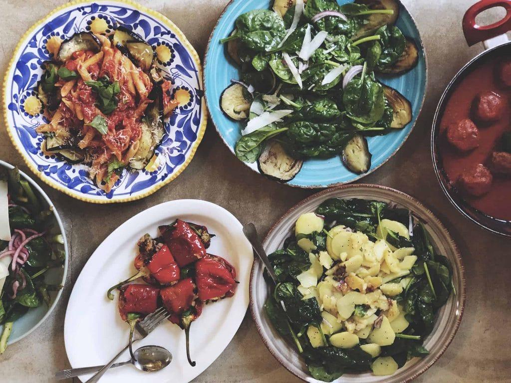 Hur äter man i italien egentligen