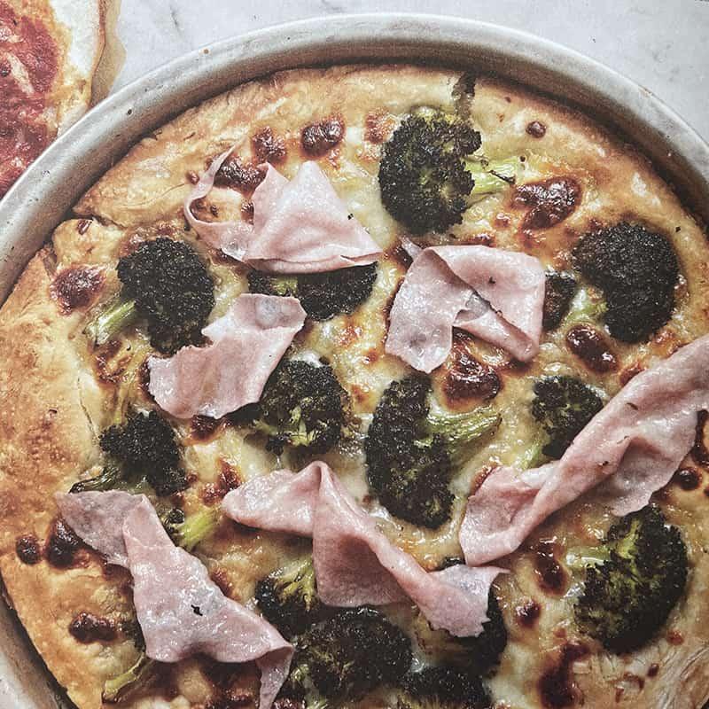 Pizza deg från äkta italienskt familjerecept