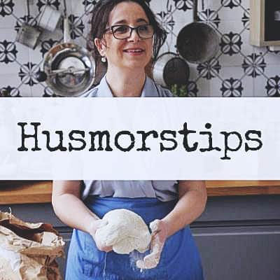 Husmortips