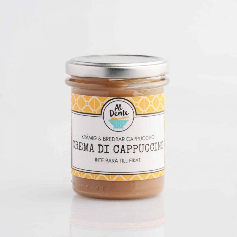 Kräm, smör eller spread med Cappuccino